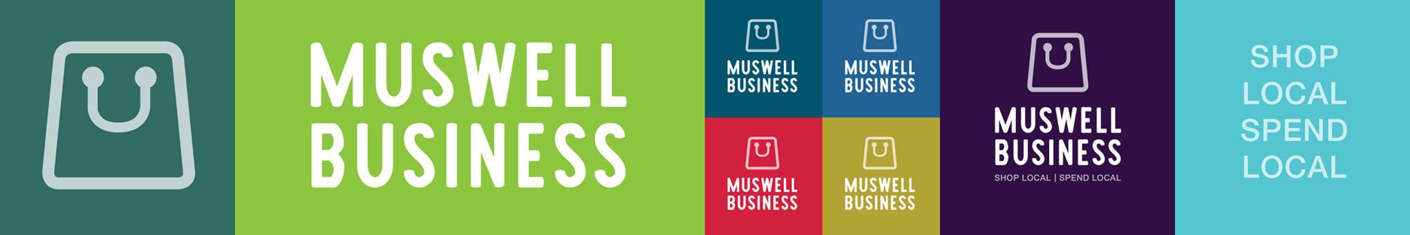 Muswell Business website header